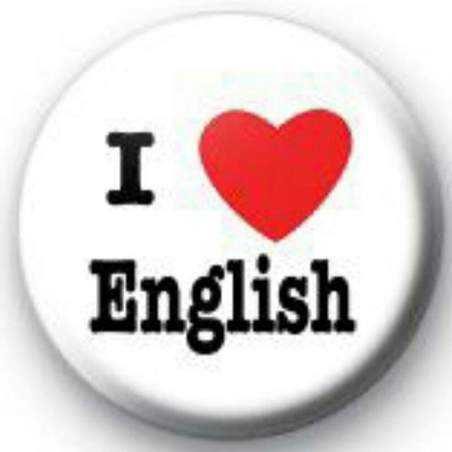 I ♥ English