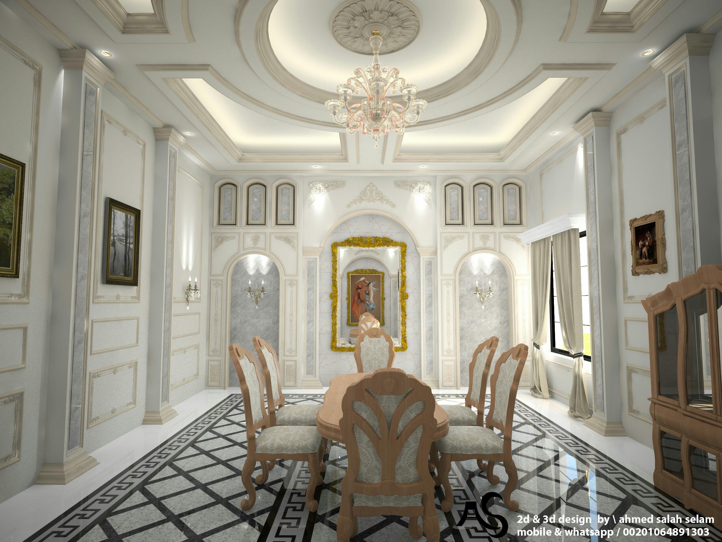 تصاميم معمارية و ديكور