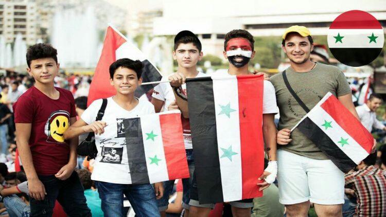 تجمع السوريين حول العالم
