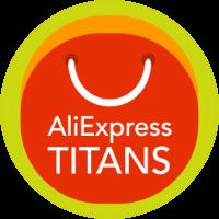 AliExpress Titans