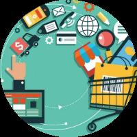 التسوق الذكي عبر الانترنت